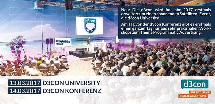 adlicious Vorträge auf der CeBIT, d3con & Internet World Messe