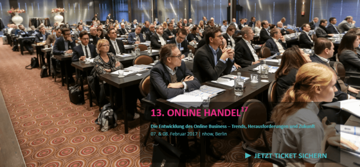 Marketing 'How To'-Insights von adlicious beim Kongress Online Handel