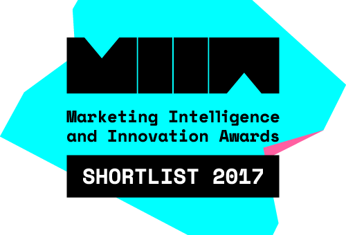 Marketing Intelligence & Innovation Awards (MIIA) Shortlist 2017