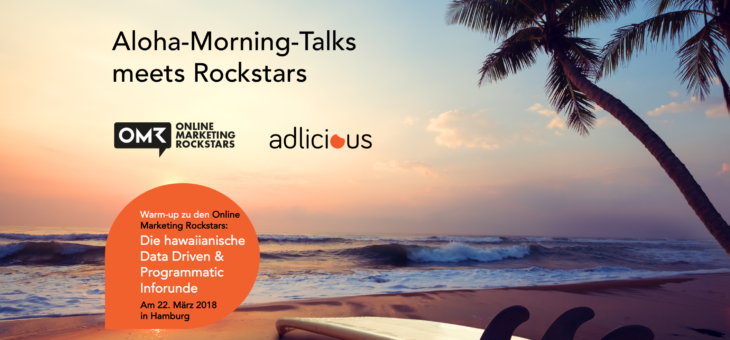 Aloha-Morning-Talks meets Rockstars in Hamburg